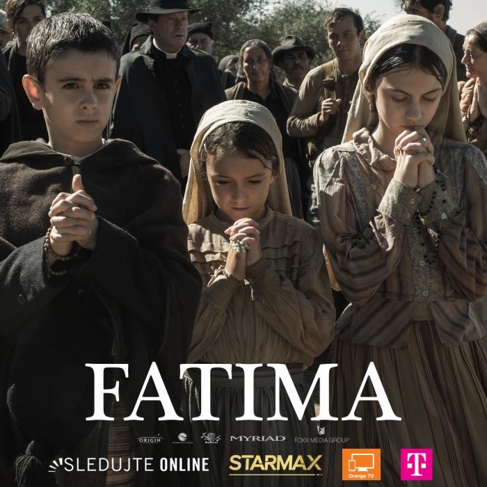 SÚŤAŽ: Na Veľkú noc si pozrite kinohit Fatima
