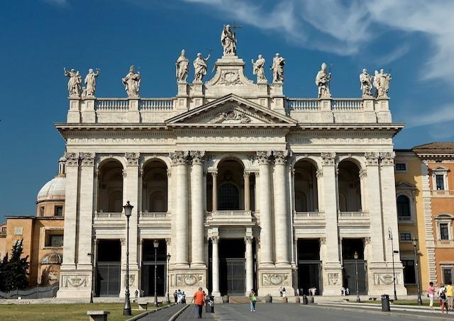 Odkaz sviatku Lateránskej baziliky: Pán túži prebývať v každom srdci