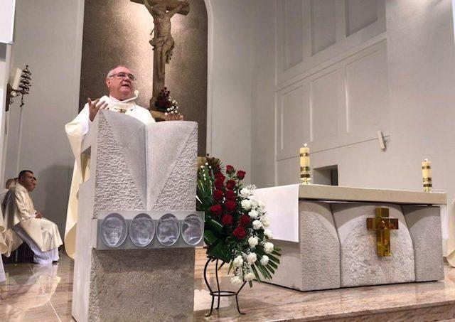 Žilinská diecéza má prvú diecéznu svätyňu