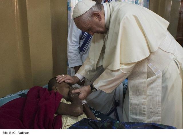 Vyšlo posolstvo na Svetový deň chorých