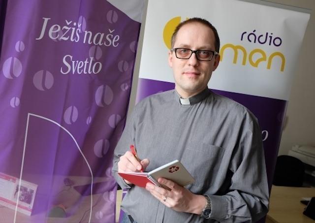 Pre Pavla Jurčagu je vzácne, že môže spravodajsky pokrývať návštevu pápeža