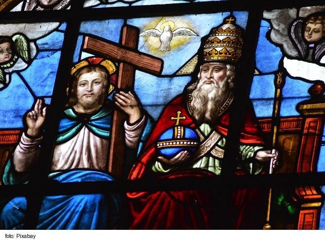 Čaká nás Nedeľa Najsvätejšej Trojice