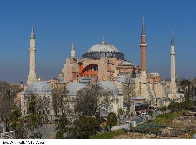 Vyslanec OSN pre UNESCO preskúma zmeny v chráme Hagia Sofia