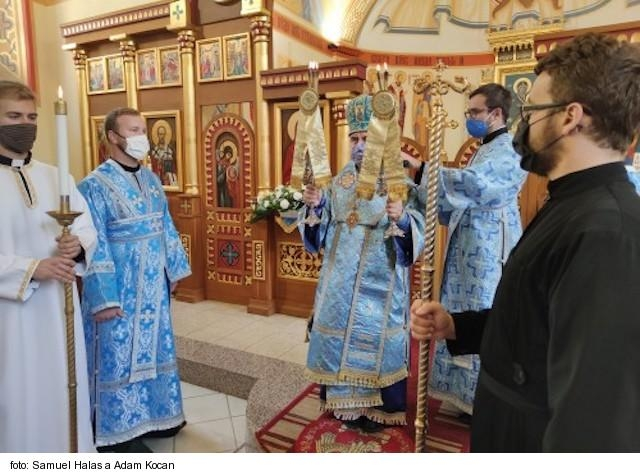 V Michalovciach oslávili 250. výročie chrámu
