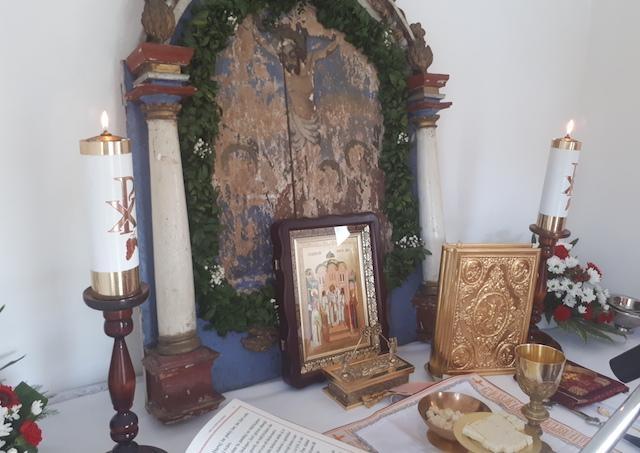 Gréckokatolíci v Krivom sa zasvätili krížu