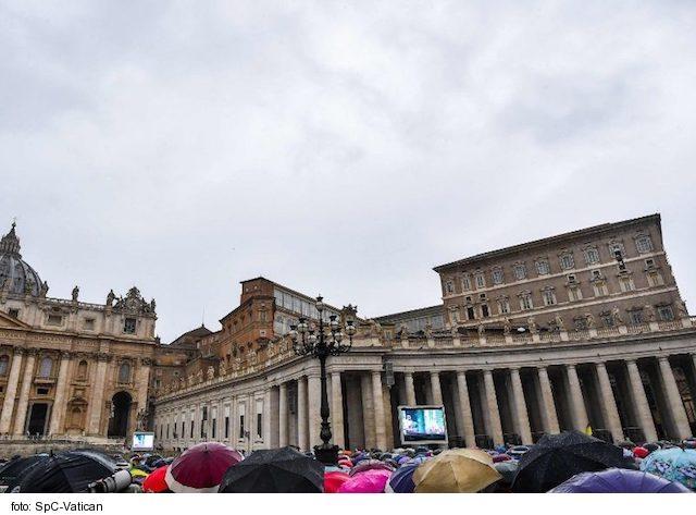 Pápež František: Obrátenie je milosť, o ktorú treba prosiť