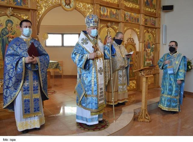 Arcibiskup Ján Babjak navštívil klauzúrne sestry redemptoristky