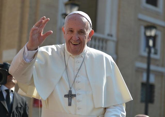 Pápež František od 12. do 15. septembra pricestuje na návštevu Slovenska