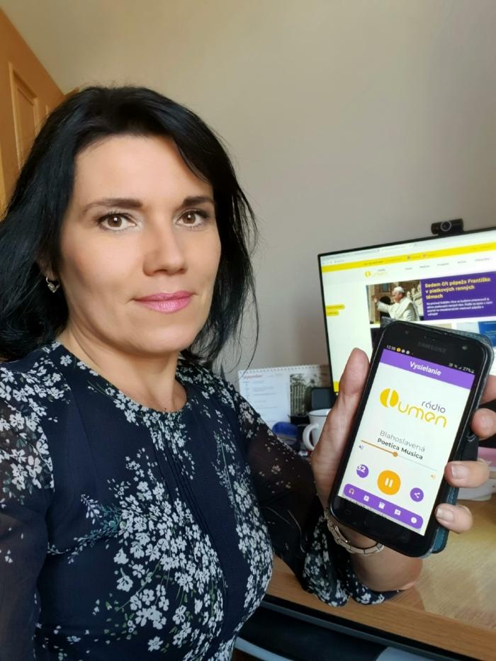 Mobilná aplikácia Rádia LUMEN má už aj archív a články z webu