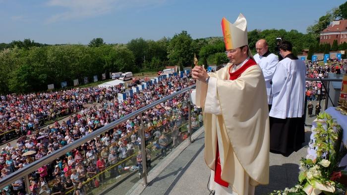 Naša púť v Krakove prilákala desaťtisíce pútnikov
