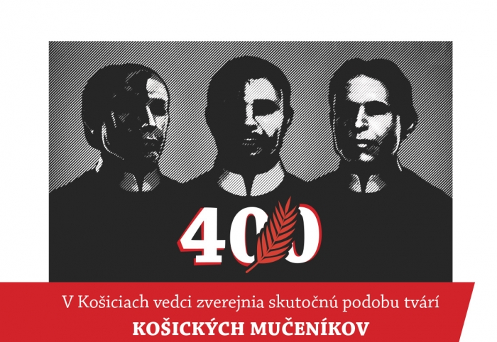 Vedci zverejnia podobu tvárí troch Košických mučeníkov