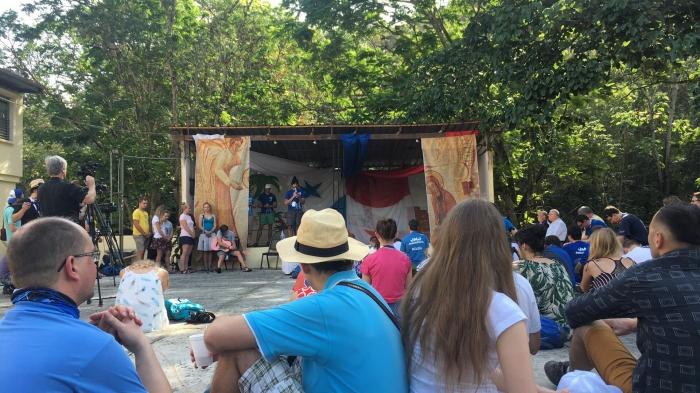 V PANAME S DOMINIKOM: S mladými z Čiech tvoríme rodinu