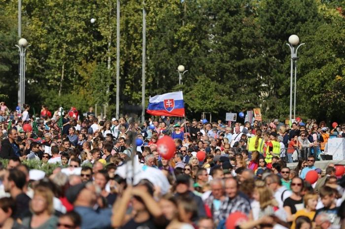 Väčšina Slovákov chce lepšiu ochranu života