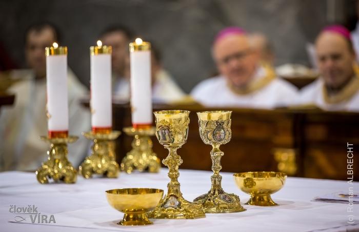 Víkend na LUMENE v znamení prenosov z liturgických slávení