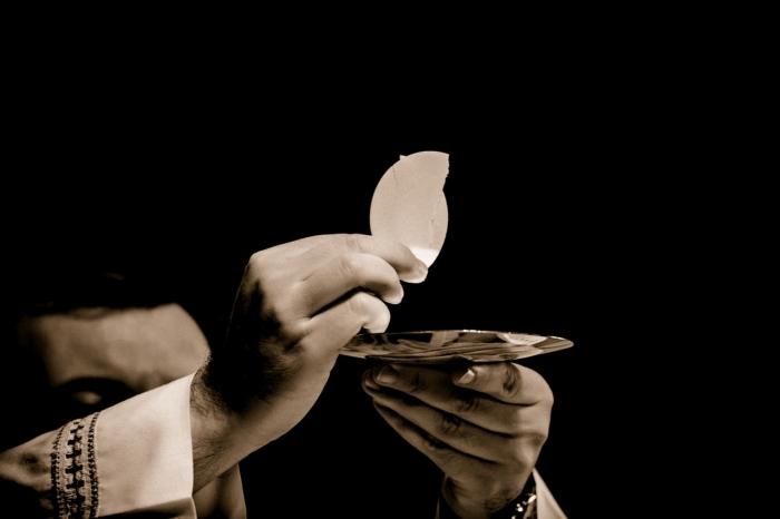 Zakončenie katechéz o láske: Eucharistia a manželia
