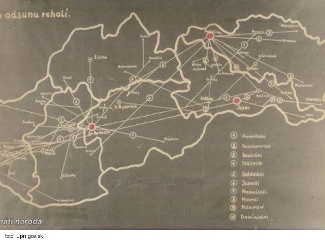 Od násilného vyvezenia rehoľníkov z kláštorov, známeho ako Akcia K, uplynulo 71 rokov