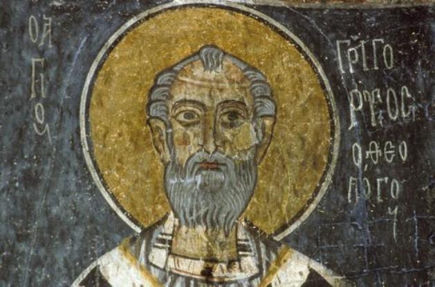 Fiktívny rozhovor so svätým Gregorom z Nazianzu