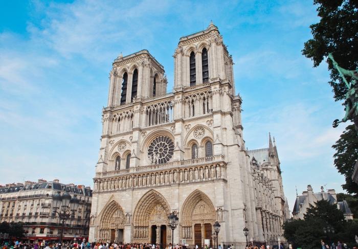 S Notre Dame vyjadrujú solidaritu diecézy z celého sveta