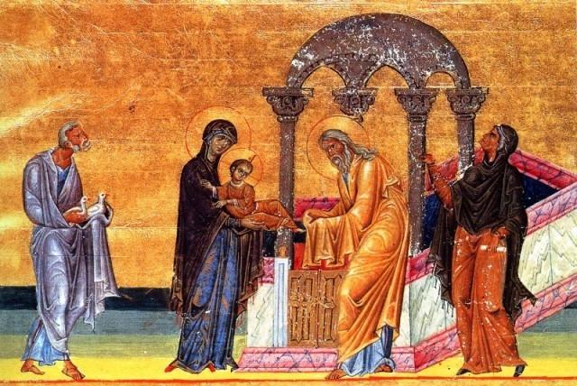 Obetovanie i Stretnutie Pána