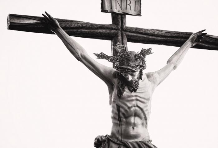 Manželia sú ikonou Krista na kríži