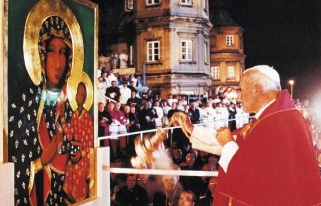 Ján Pavol II. bol veľký mariánsky ctiteľ