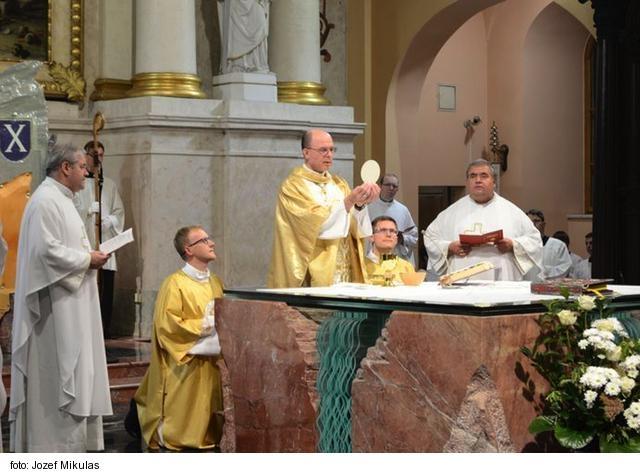 Uplynulo 245 rokov od zriadenia troch slovenských diecéz