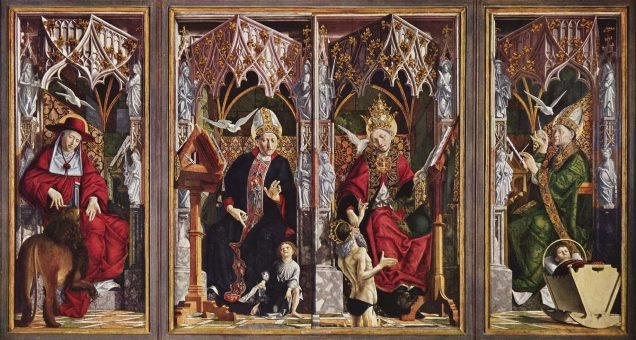 Kto sú cirkevní otcovia?