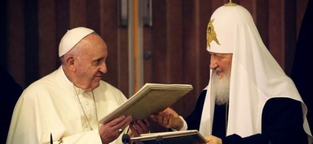 Moskva by sa mala inšpirovať Vatikánom