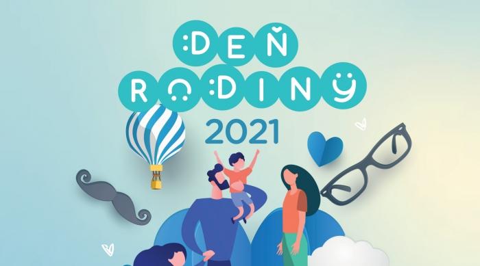 Deň rodiny 2021 vyzdvihuje dôležitosť starostlivého otca v rodine.