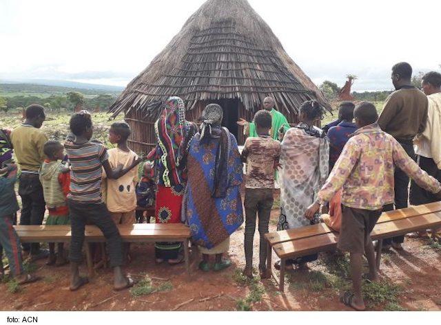 Pápežské misijné diela obetovali svätú omšu za pokoj v Etiópii