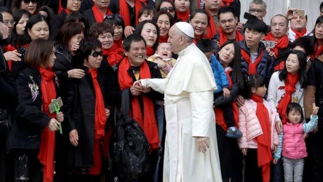 Vatikánsky týždenník: Dohoda Svätej stolice s Čínou