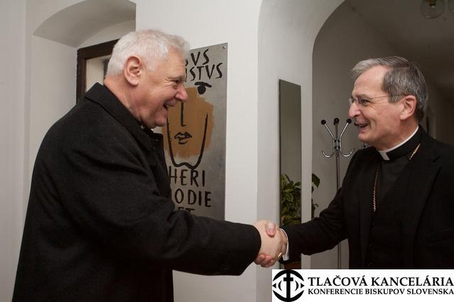 Arcibiskup Zvolenský intervenoval na súde pre ľudské práva
