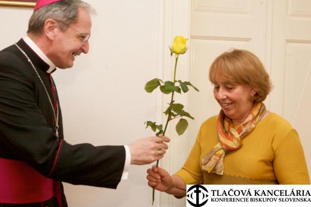 Bratislavský arcibiskup ocenil zástupcov katolíckych škôl