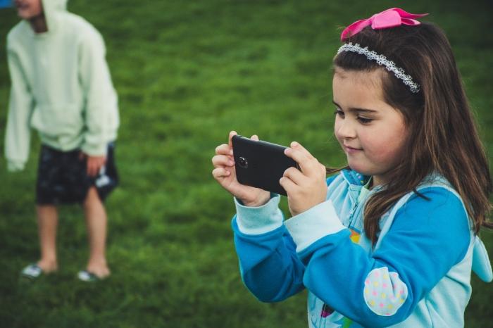 Počet detí využívajúcich smartfóny rastie