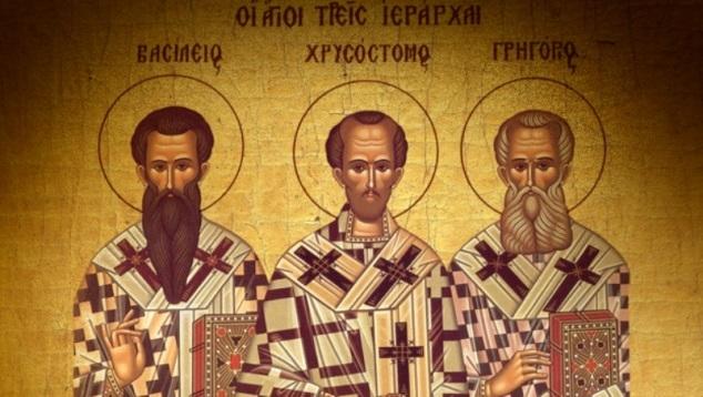Gréckokatolíci oslavujú veľkých teológov