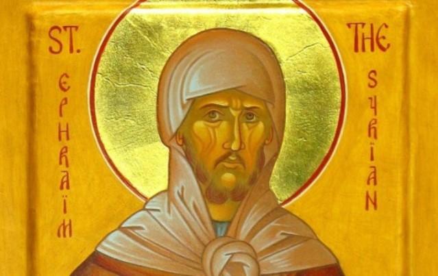 Cirkevný učiteľ Efrém Sýrsky