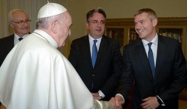 Vatikánsky týždenník: Vatikán priateľský k životnému prostrediu