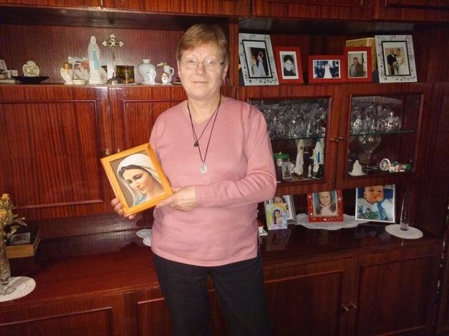 Eva Hreusová: K Ježišovi ma priviedla Panna Mária