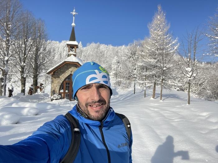 Moja kaplnka (14): Zasnežená svätyňa pod najvyšším vrcholom Kysúc