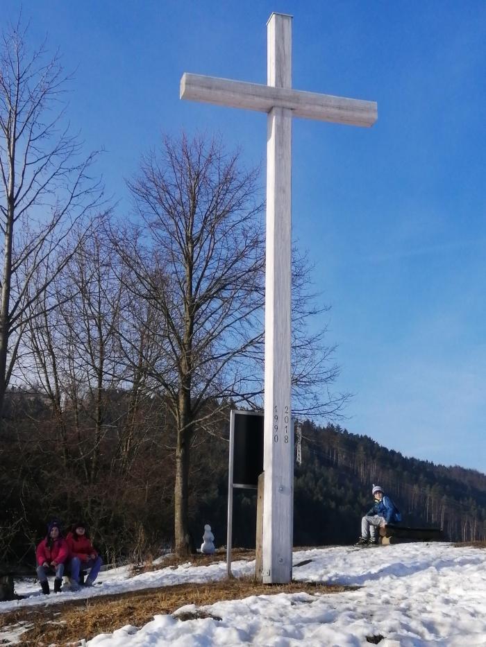 Moja kaplnka (1): Kríž nad mestom Rajec