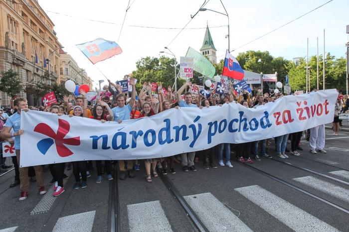 Do Národného pochodu za život zostáva sto dní