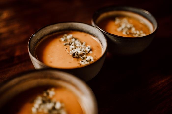 Na skok do kuchyne s Naty: Tekvicovo-batátová polievka