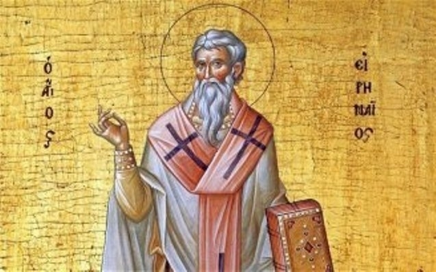Spomienka svätého Ireneja Lyonského