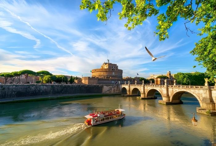 SÚŤAŽ: Všetky cesty vedú do Ríma (ETAPA II)
