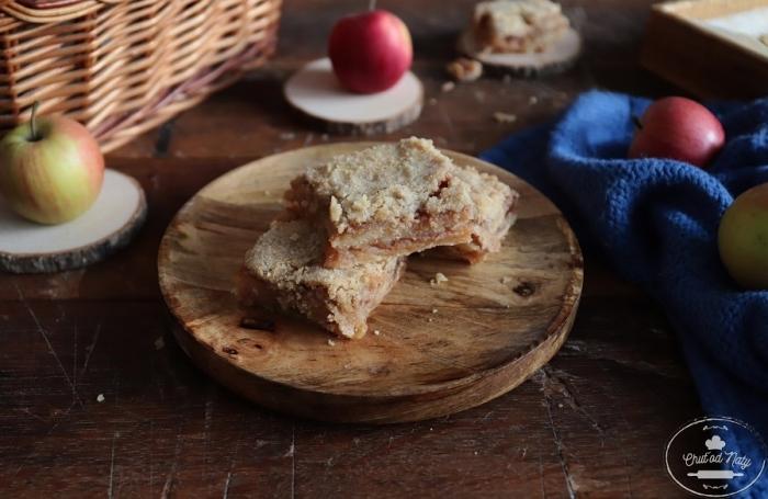 Na skok do kuchyne (43): Šťavnatý jablkový koláč
