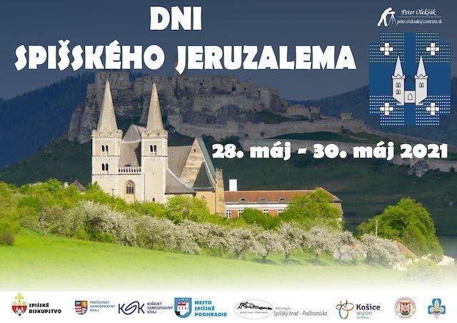 Na Spiši sa od dnes koná ďalší ročník festivalu Dni Spišského Jeruzalema 2021