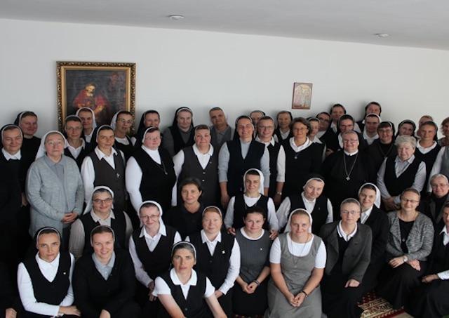 Slovenská provincia Kongregácie Jesu oslávila okrúhle výročie svojho založenia
