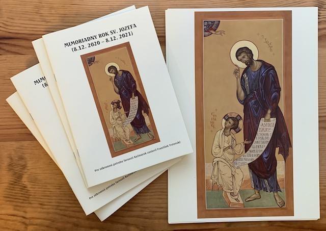 V Kežmarku pripravili brožúru s modlitbami k sv. Jozefovi