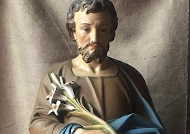 Biskup Stolárik: Odporúčam dennú modlitbu k svätému Jozefovi