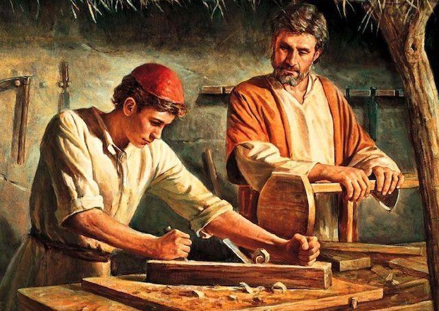 Pred slávnosťou svätého Jozefa pripravili kňazi v Kežmarku Triduum svätého Jozefa
